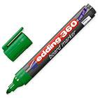 Маркер для досок Edding e-360/4 cap off, зеленый, 1.5-3 мм